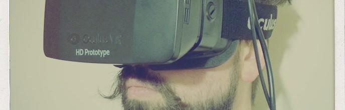 Oculus Rift HD Prototype Testing